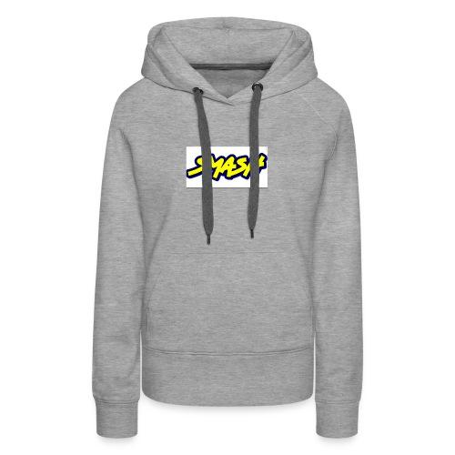 smash - Women's Premium Hoodie
