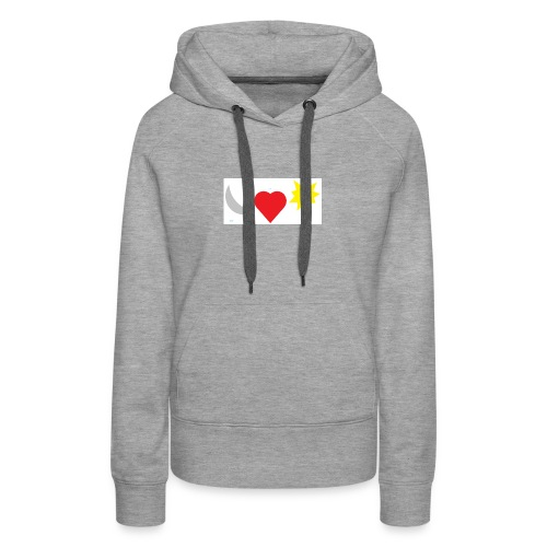 Love Collection - Women's Premium Hoodie