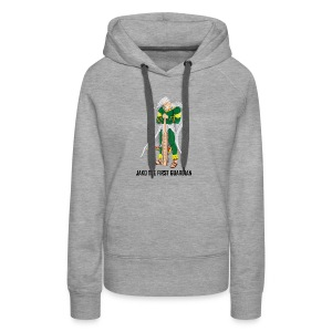 Full Aztec Power Jako - Women's Premium Hoodie