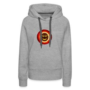 Ecliptomaniac Logo - Women's Premium Hoodie