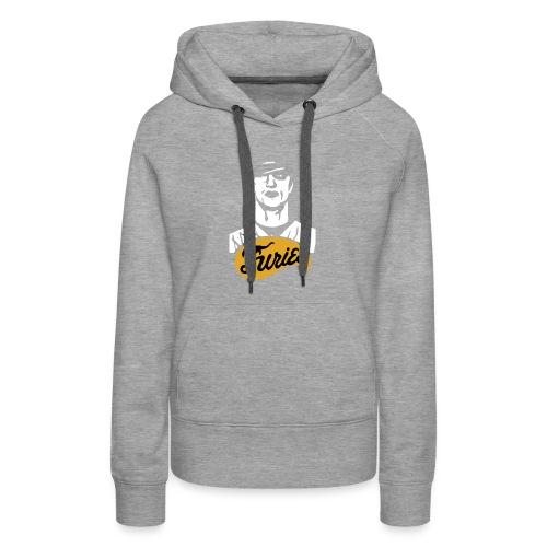 The Warriors Baseball Furies - Women's Premium Hoodie