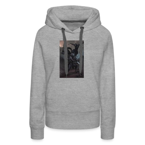team ninjack - Women's Premium Hoodie