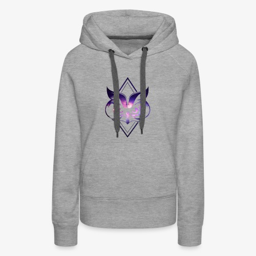 Galaxy Owl Men and Women Cool T-shirt - Women's Premium Hoodie