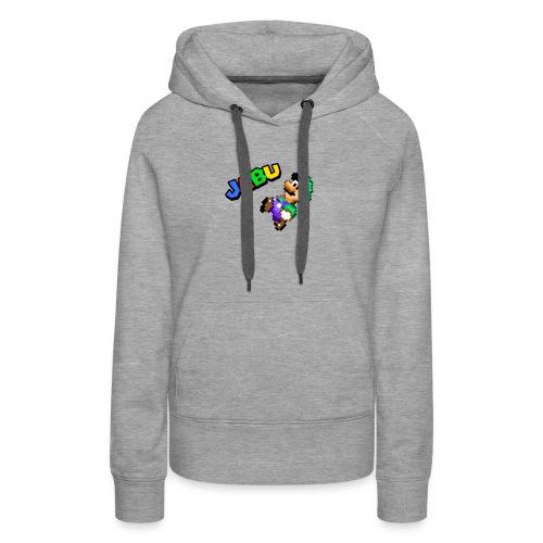 TheJabuBros Luigi Sprite Shirt - Women's Premium Hoodie