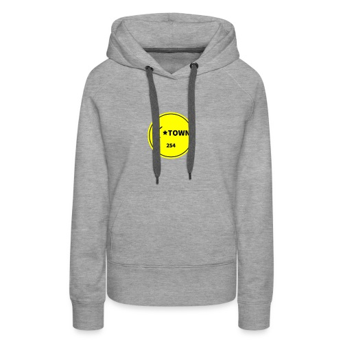 K TOWN - Women's Premium Hoodie