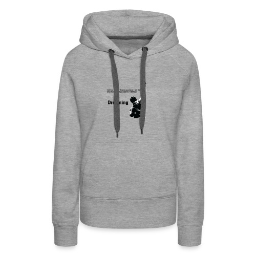 Motivation t-shirt - Women's Premium Hoodie