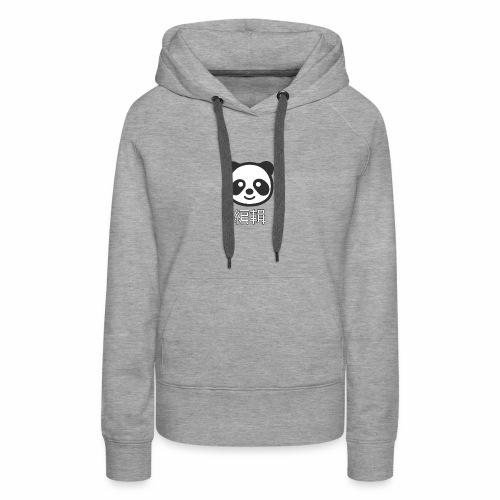Pandaz VFX Merchandise - Women's Premium Hoodie