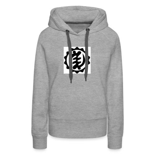 kente symbol - Women's Premium Hoodie