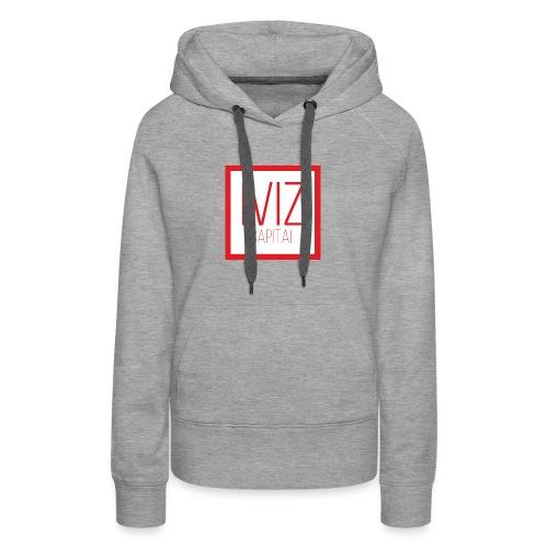 IVIZ CAPITAL - Women's Premium Hoodie