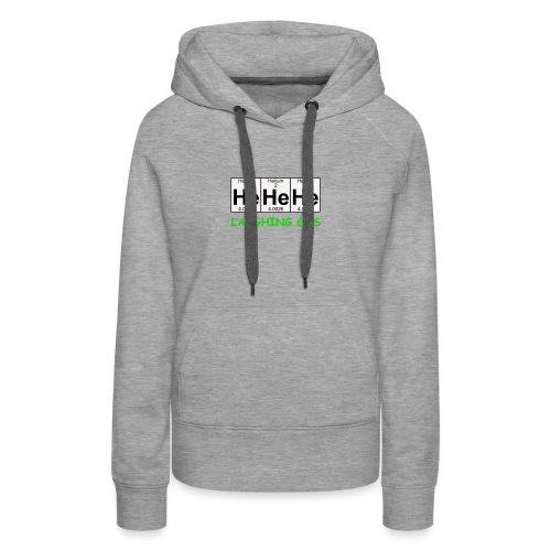 Laughing Gas T Shirt - Women's Premium Hoodie