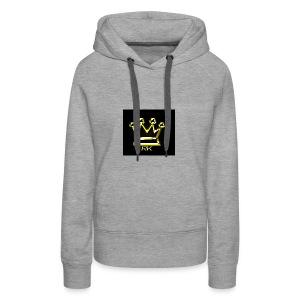 Crown RK Logo - Women's Premium Hoodie