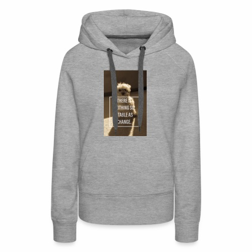 gizmos words of wisdom - Women's Premium Hoodie