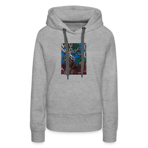 Weight of the World - Women's Premium Hoodie