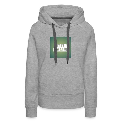Little gamer - Women's Premium Hoodie