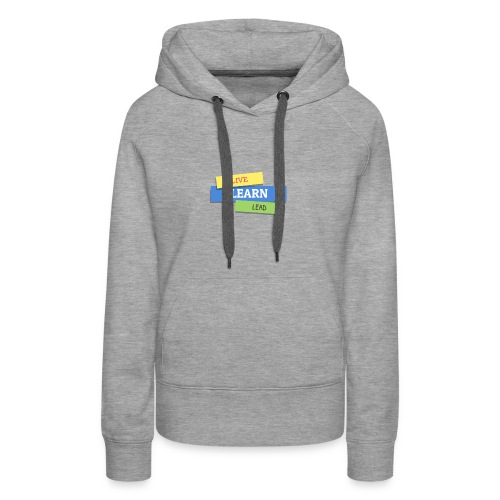 Triple L T-shirt - Women's Premium Hoodie