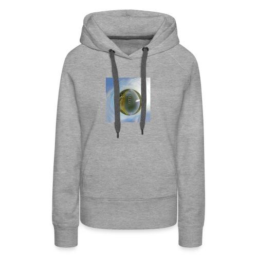 Intracoastal Waterway Tiny Planet - Women's Premium Hoodie