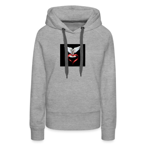 Sign Of Love tvw273 - Women's Premium Hoodie