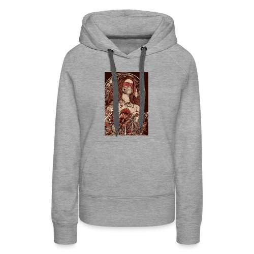 Be a part of the comunity - Women's Premium Hoodie