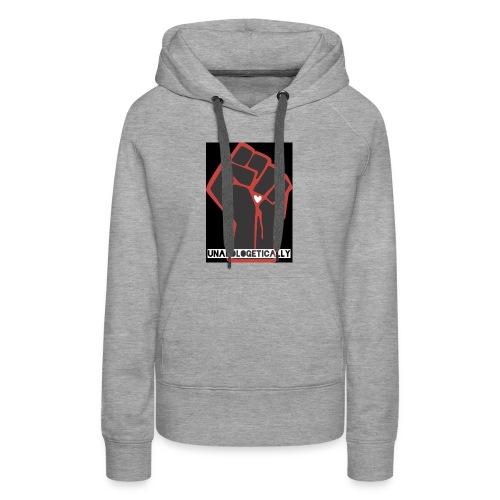 black fist - Women's Premium Hoodie