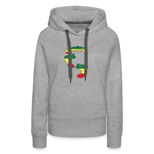 African American Rising T-Shirts And Acessories - Women's Premium Hoodie