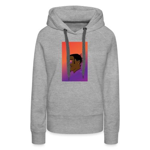 Asap Rocky - Women's Premium Hoodie