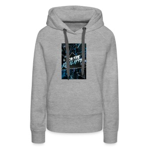 Wait for the drop Revalaytor series T-SHIRT - Women's Premium Hoodie