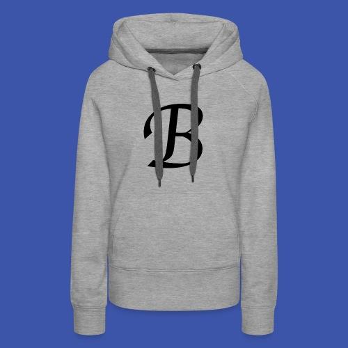 B - Women's Premium Hoodie