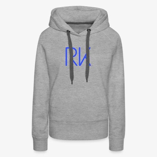 Blue Chill RK - Women's Premium Hoodie