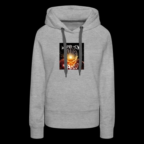 Warped Mind Radio - Women's Premium Hoodie