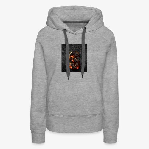 Fire S - Women's Premium Hoodie