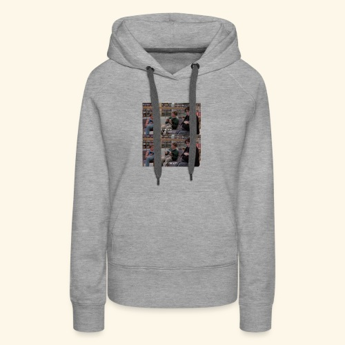 The Breakfast Club, Brian - Women's Premium Hoodie