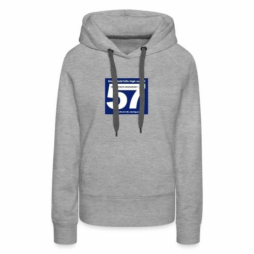 logo bhhs57 60 - Women's Premium Hoodie