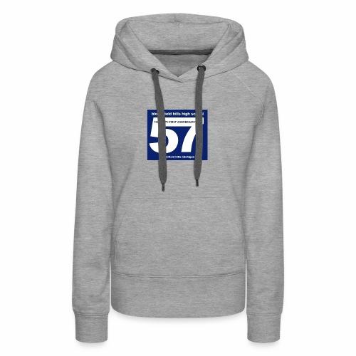 logo bhhs57 61 - Women's Premium Hoodie