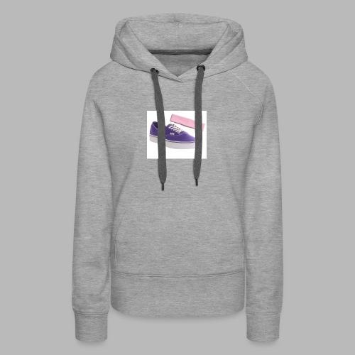 purple vans headbands - Women's Premium Hoodie