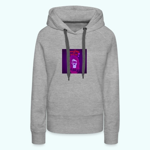 Look at me now merch - Women's Premium Hoodie