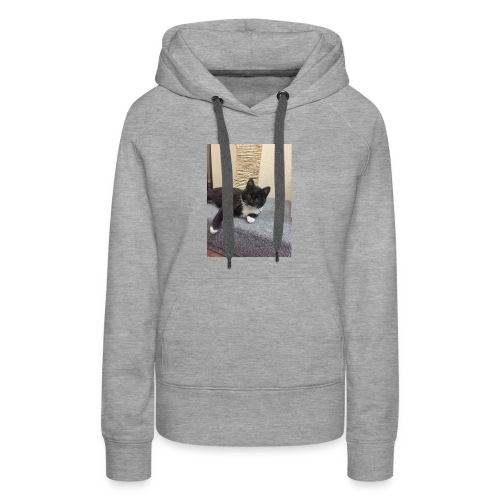 Oreo cat merch - Women's Premium Hoodie