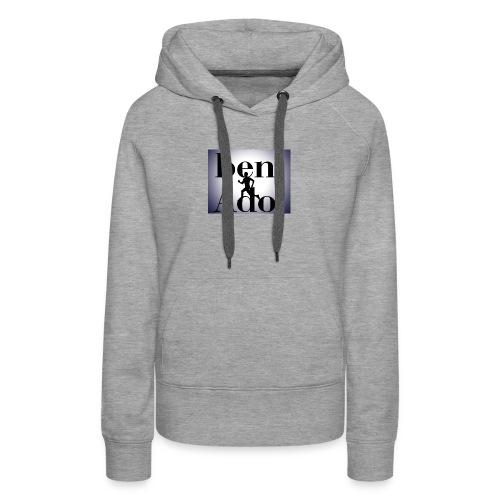 Ben Ado - Women's Premium Hoodie