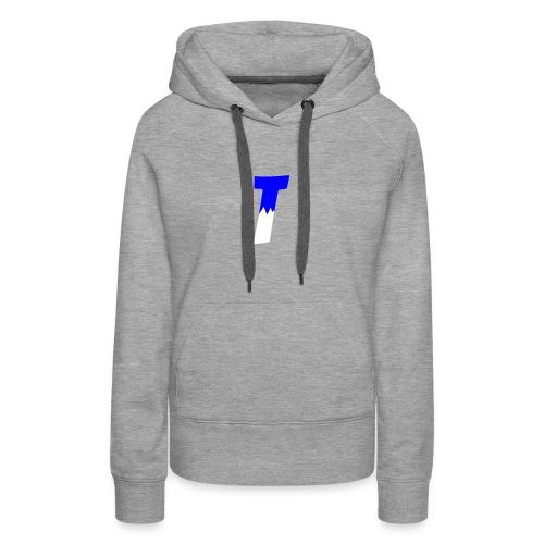 Treezians logo png file - Women's Premium Hoodie