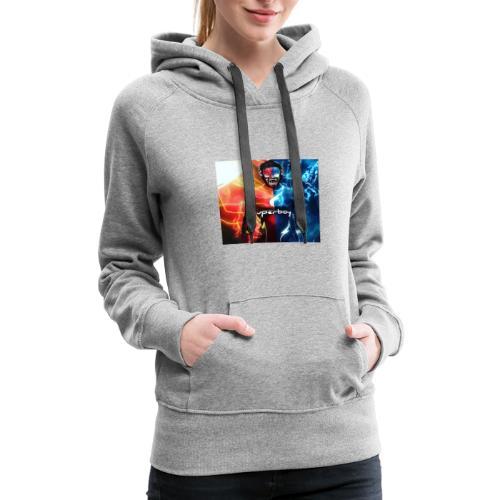 IMG - Women's Premium Hoodie