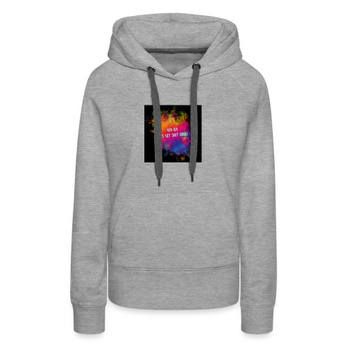 420 a.m. let's get shit done! - Women's Premium Hoodie