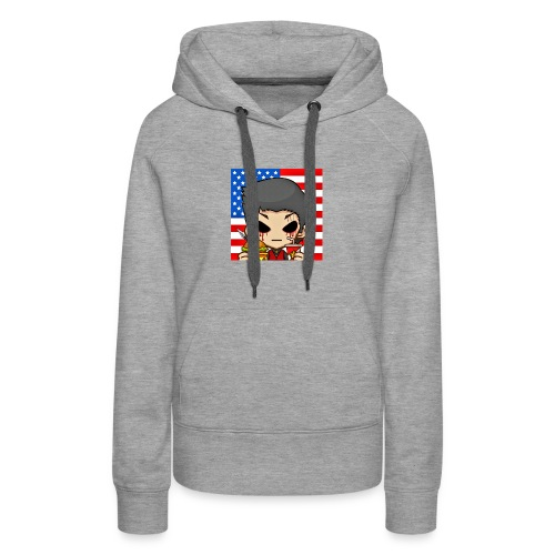 FastFoodFnatic - Women's Premium Hoodie