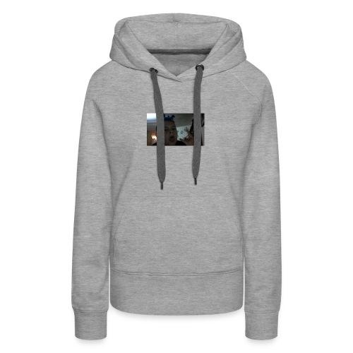 TRIPPIE J face tee-shirt - Women's Premium Hoodie