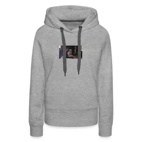 a insparationl panting - Women's Premium Hoodie
