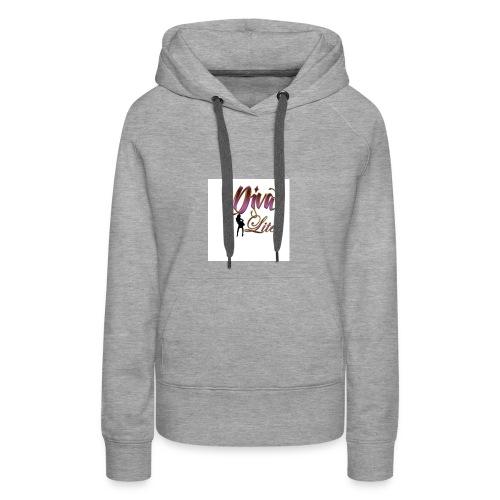 Diva Lite - Women's Premium Hoodie