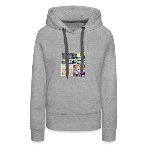 IMG 20160731 WA0641 - Women's Premium Hoodie