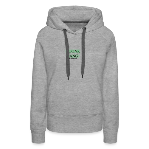 Boonk Gang Exclusive Tee - Women's Premium Hoodie