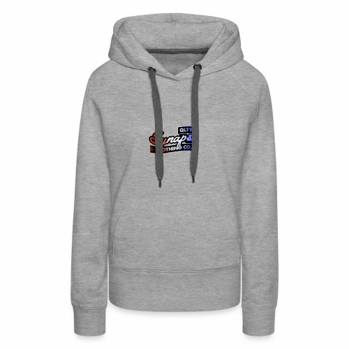 Synapse Clothing America - Women's Premium Hoodie