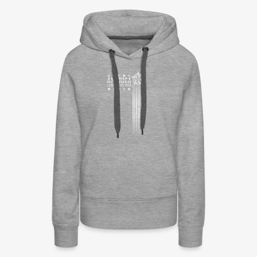 Land of the Free - Women's Premium Hoodie
