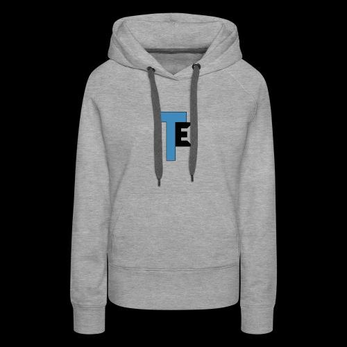 The Second Team Exelfiny Logo - Women's Premium Hoodie