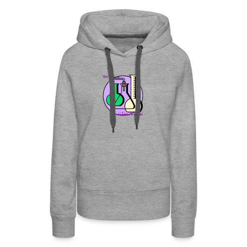 Can I get a REACTION - Women's Premium Hoodie